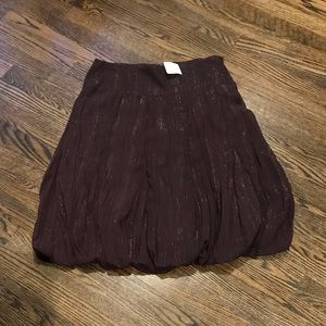 H&M Pleated Bubble Skirt, 8